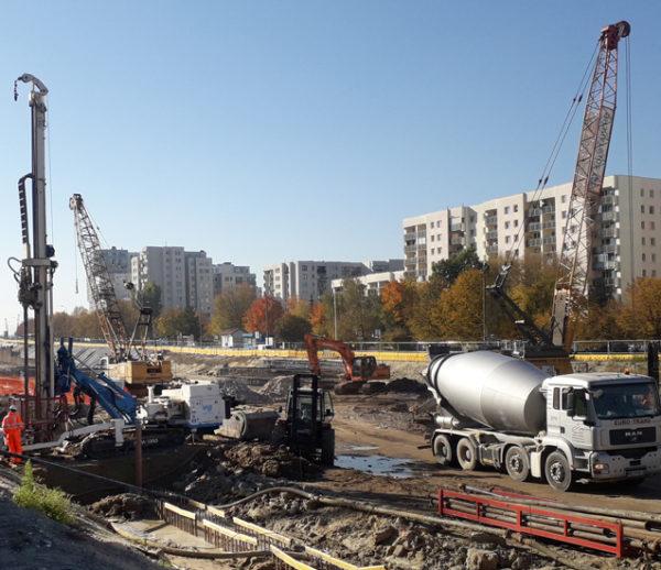S2 Expressway Dewatering – Warsaw